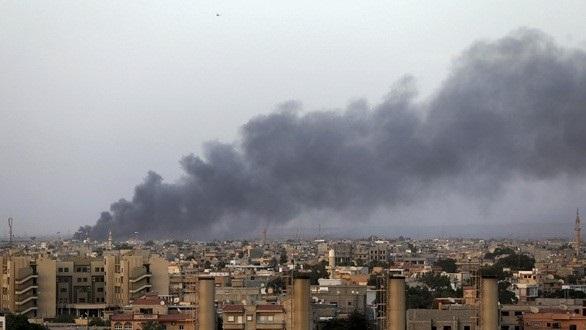 معارك و اشتباكات و قصف بنغازي عاجل الان ليبيا