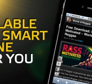 Now on Smart Phones