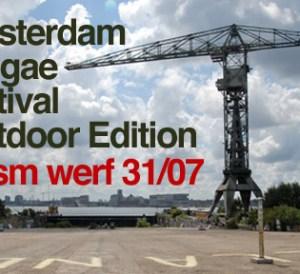 Amsterdam Reggae Festival Outdoor Edition