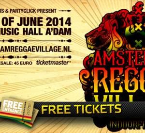 Amsterdam Reggae Village