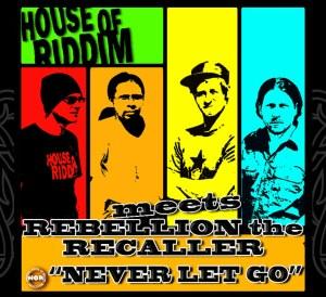 Rebellion The Recaller - Never let go