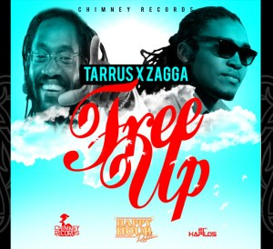 Tarrus Riley Zagga - Free up