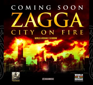 Zagga City On Fire