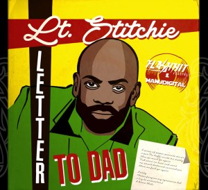 Letter to dad - Lt Stitch