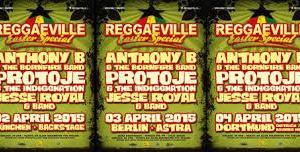 Reggaevillle Easterspecial