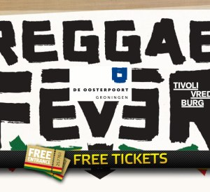Reggae Fever Free Tickets