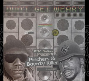 Pinchers & Bounty Killer - Don't Get Weary