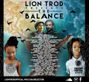 Lion Trod The Balance