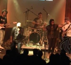 Treesha ft. Denham Smith - We Need Love (Live)