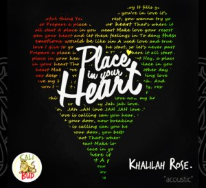Khalilah Rose place in your heart