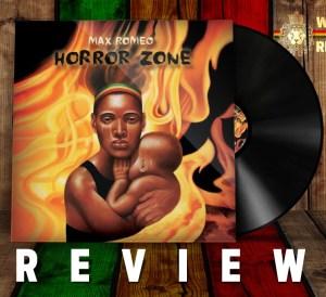 Max Romeo Horror Zone