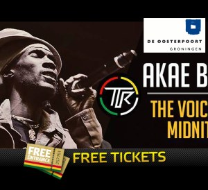 Free Tickets Akae Beka