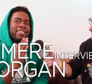 Jemere Morgan Interview