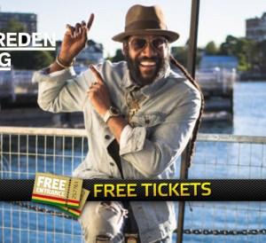 Tarrus Riley Free Tickets