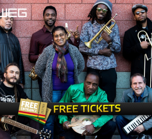 Free Tickets to Skatalites