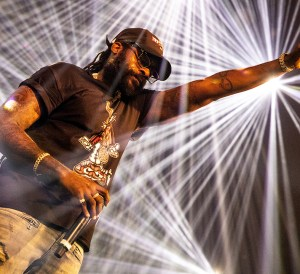 Report: Tarrus Riley Live in Amsterdam 2018