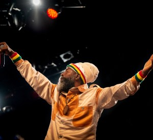 Photos: Capleton Live at Melkweg Amsterdam 2018