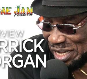 Derrick Morgan interview 208