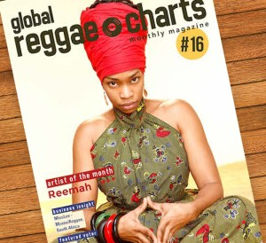 Global reggae Charts September 2018