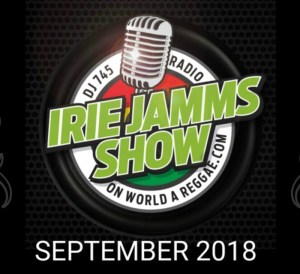 Irei Jamms Show September 2018