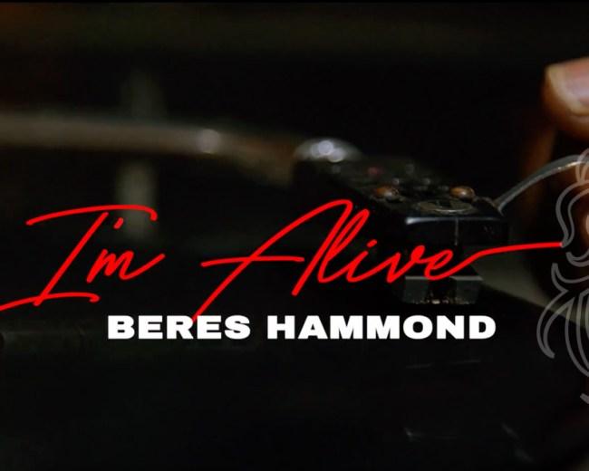 Beres Hammond Im Alive