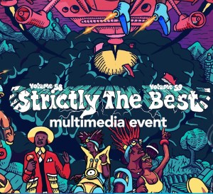 Strictly the Best Live