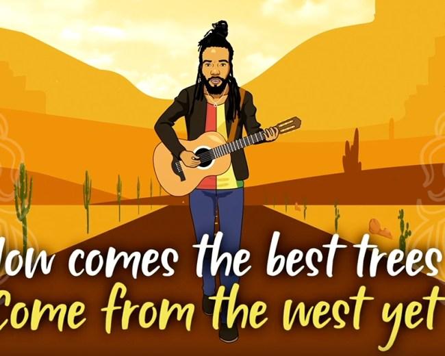 Indie Allen - The West
