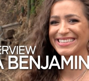 Zia Benjamin Interview