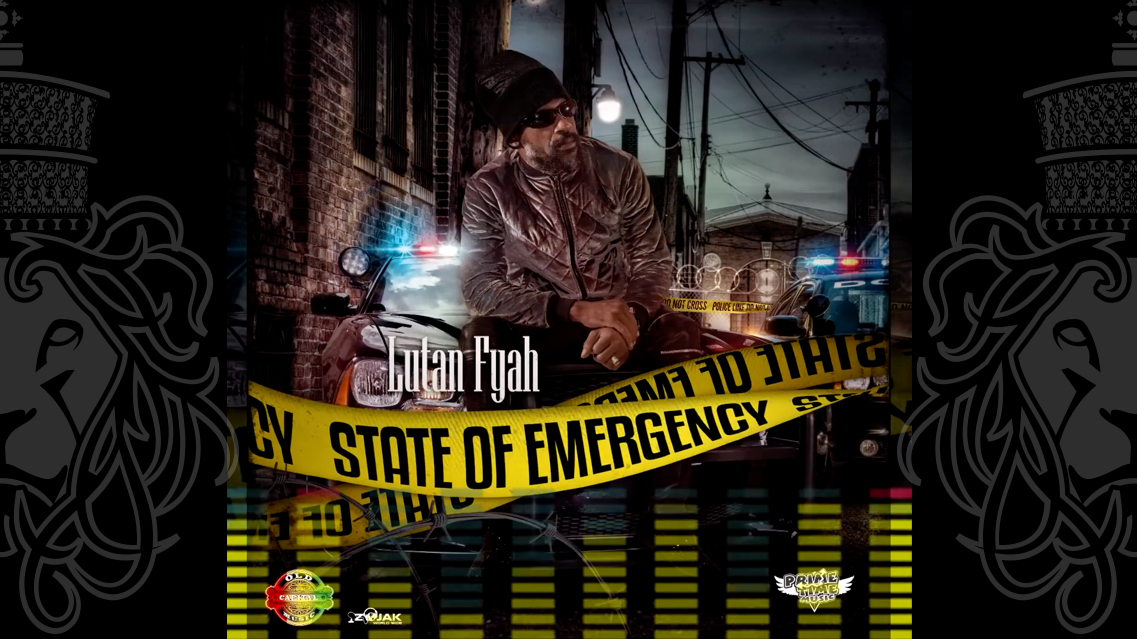 Lutan Fyah – State of Emergency