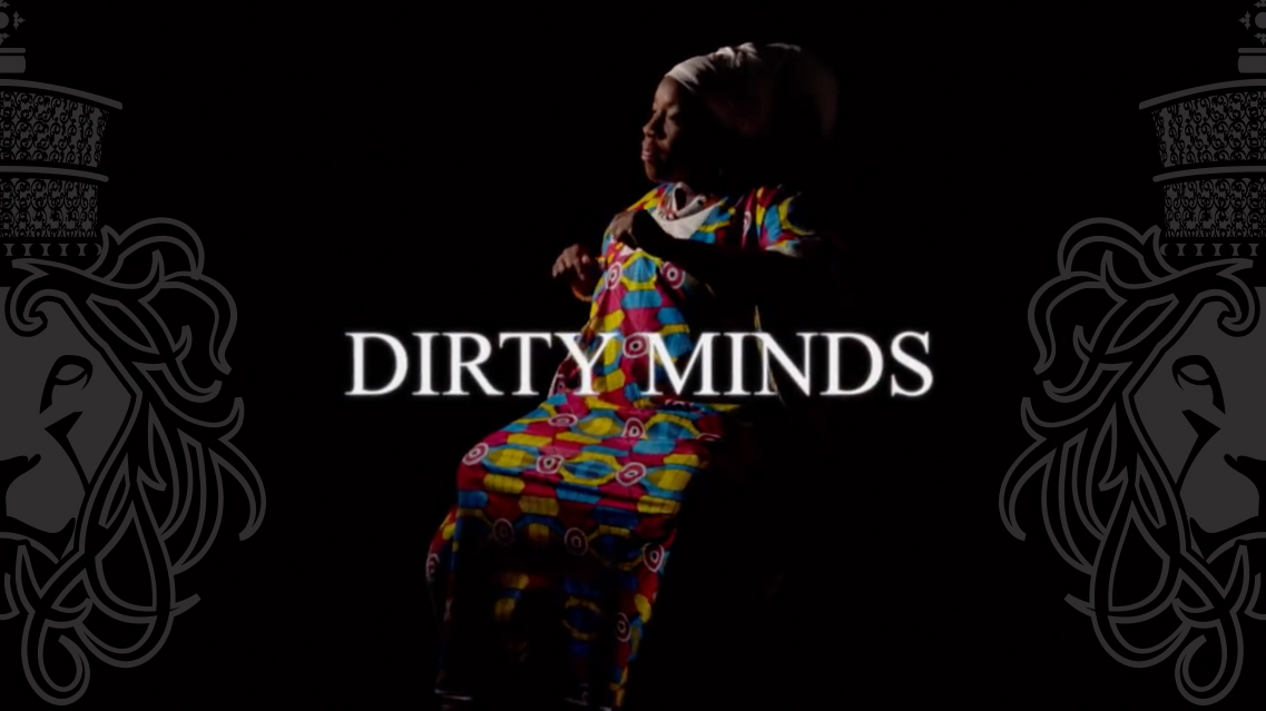 Queen Omega – Dirty Minds (Sweep It Out Riddim)