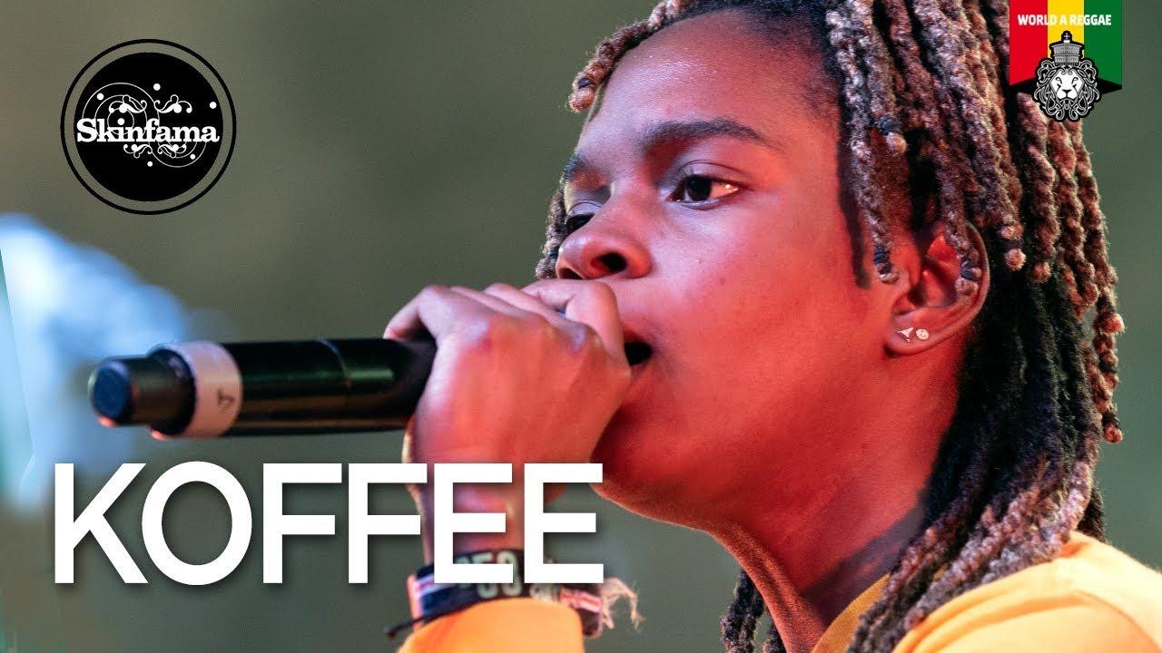 Report: Koffee Live in Antwerp 2019