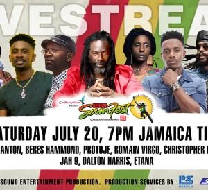 Watch the 2019 Live Stream of Reggae Sumfest Held in Montego Bay Jamaica.