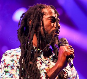 Buju Banton Reggae Geel 2019