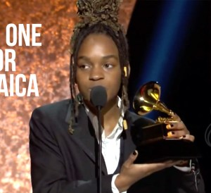Koffee wins Grammy Rapture