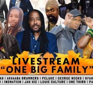 Live Stream One Big Family
