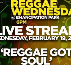 Live stream Reggae month