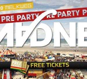 Free Tickets MadNes