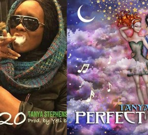 Tanya Stephens releases two new Tracks on 420