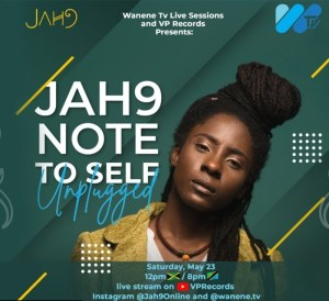 Jah9 - Note To Self Unplugged LIVE with Wanene TV