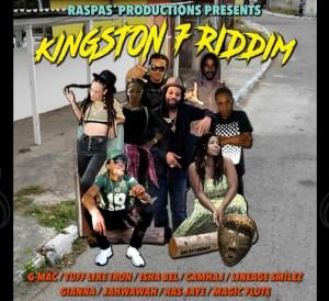 Isha Bel - Rise (Kingston 7 Riddim)