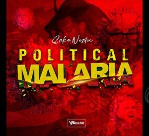 Ecko Nesta - Political Malaria - cover