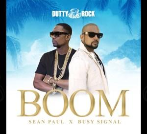 Sean Paul Boom