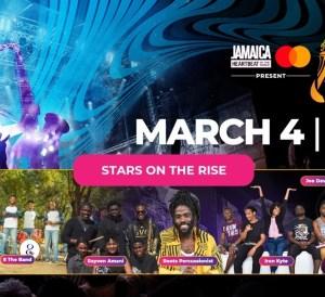 Jamaica Jazz and Blues Nigh 1