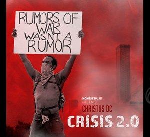 Christos DC - Crisis 2.0 cover