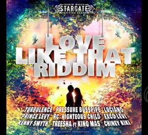Cover Love Like That Riddim