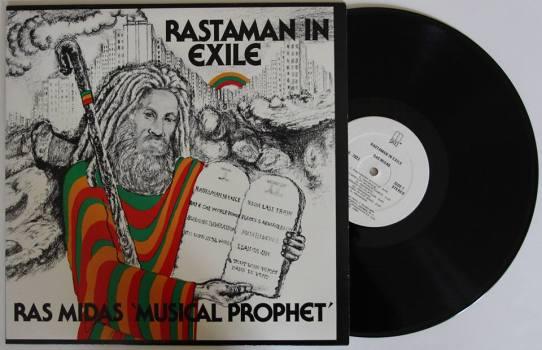 Ras Midas Rastaman in Exile
