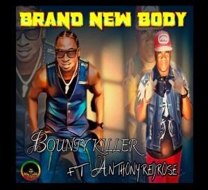 Brand New Body Anthony RedRose