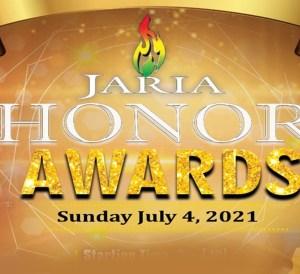 aRIA Honour Awards Show 2021