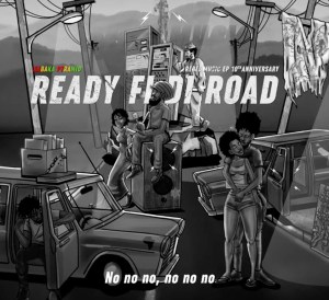 Kabaka Pyramid - Ready Fi Di Road