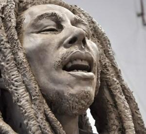 Bob Marley Statue Liverpool